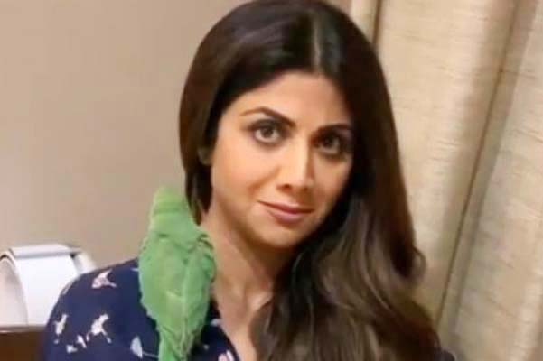 Shilpa Shetty visits the new home