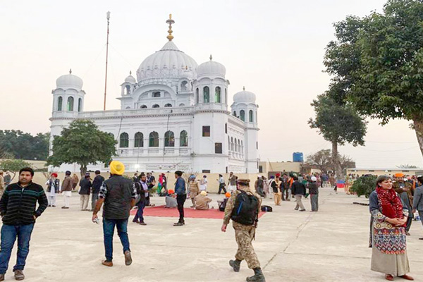 Pakistan will charge a fee for Kartarpur Sahib