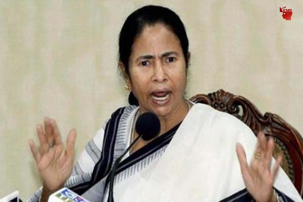 BJP is sharing it - Mamta Banerjee