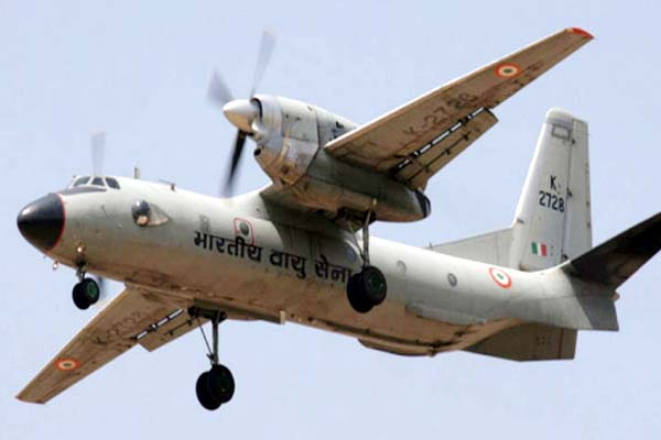 Air crash: Army launches search war at war level -Special Force fitted