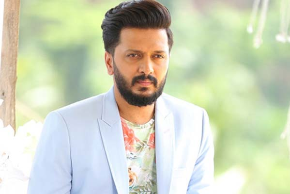 Ritesh Deshmukh will be seen in 'Baghi 3.' -Will act as Tiger Shroff's brother
