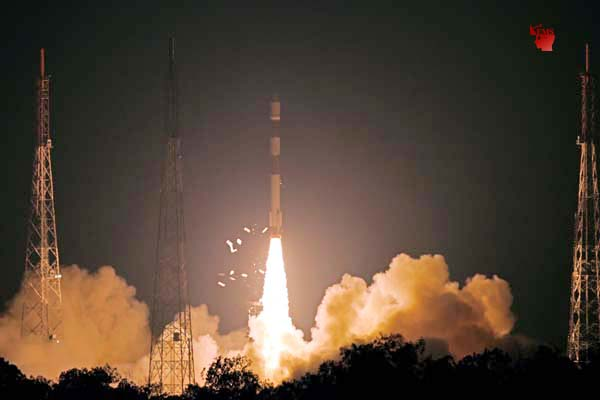 Earth Monitoring Satellite RISAT-2B mission successful Strength to deal with disaster