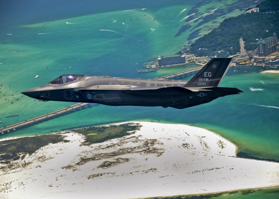 Japan completes the quest for the fighter aircraft'F 35 A.'