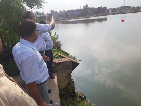 Additional Secretary SKG Rahate was pleased to see September Gular Road