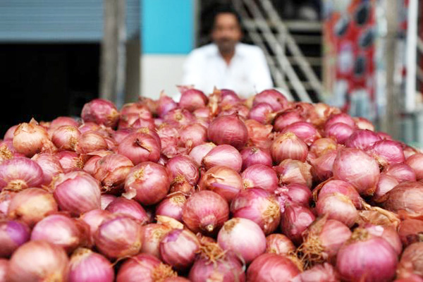 Asia's largest onion market reaches 4-year high, onion prices