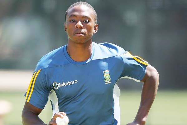 South African T20 Training Session