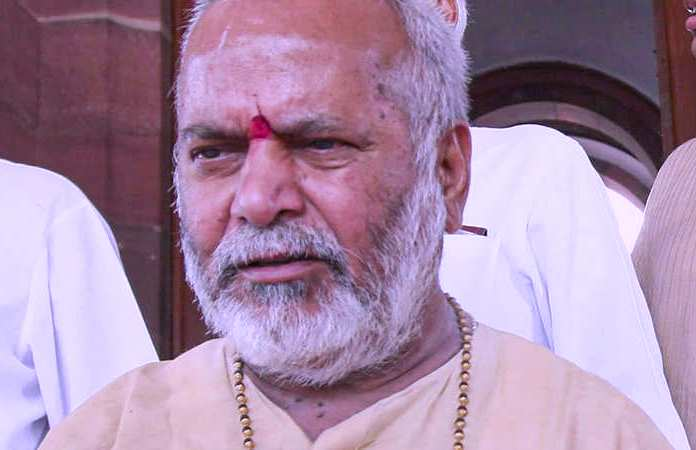 finally arrested by the Special Investigation Team (SIT) from his ashram on Friday.