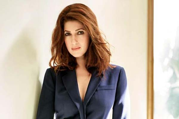 Nothing is so serious in life: Twinkle Khanna