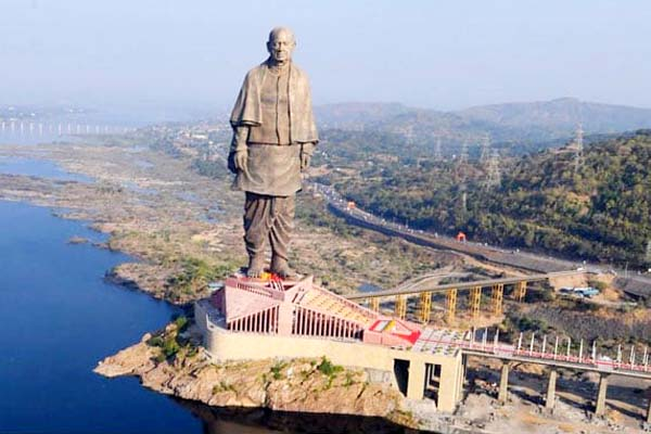Statue of Unity will be open for tourists on Deepawali