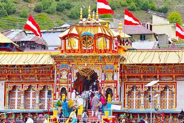The doors of the Badrinath temple will be closed on 17 November