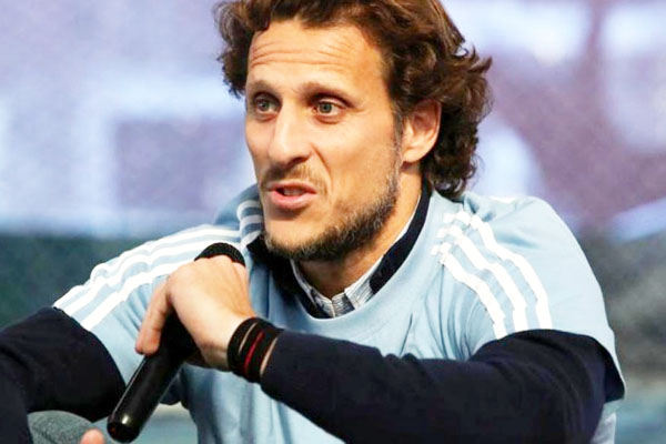 Forlan wants to become the coach of Indian football team