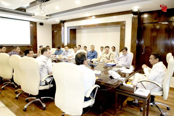 Chief Minister discussed with officers, Chief Secretary reached to invite