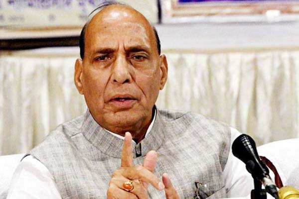 India has taken several steps to attract investment in defense manufacturing: Rajnath Singh