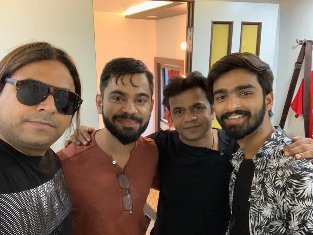 Kapil Puri, AMit Mishr, rajpal Yadav and Yash Mehta  Movie based on the Viral Kohli's life events is all set to hit cinemas – Bank of Bollywood Kapil Puri AMit Mishr rajpal Yadav and Yash Mehta