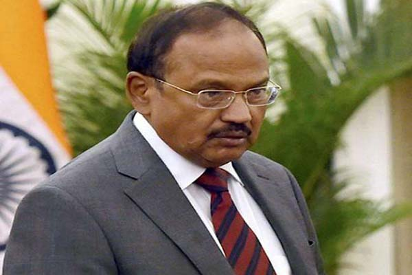 NSA Doval holds meeting with Hindu-Muslim religious leaders in Ayodhya case