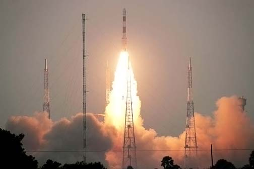 ISRO Launches 13 Nano Satellite Space in US with Cartosat-3
