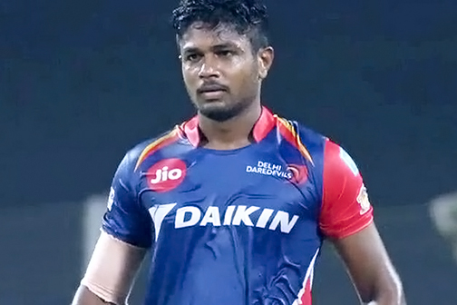 Sanju Samson did not get a place in the team