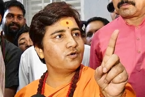 Pragya Thakur's clarification on 'Patriot' case - comment made for Udham Singh, not Godse