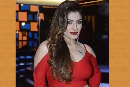 Raveena Tandon becomes script writer