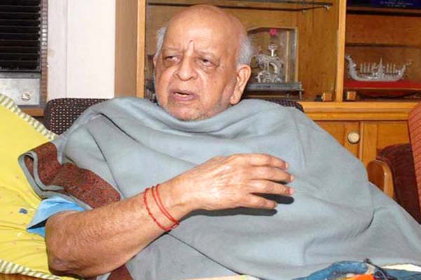 Former Chief Election Commissioner TN Seshan passed away