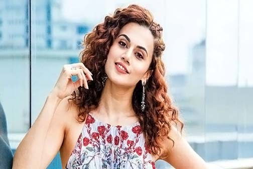 If I work in Telugu cinema, should I talk in a mill: Taapsee Pannu  Bollywood actress Taapsee Pannu was directly meeting the audience during the program