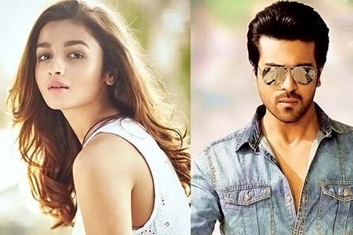 Ramcharan and Alia will be seen dancing on romantic songs