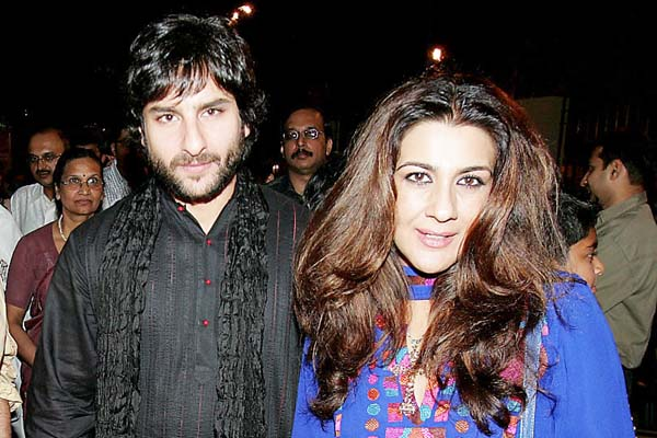 Amrita Singh's big role behind success: Saif Ali Khan