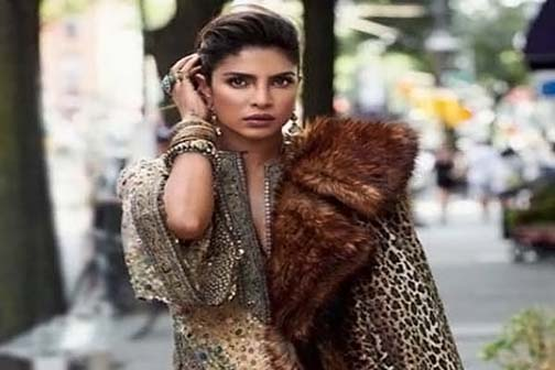Priyanka Chopra becomes the most searched celebrity