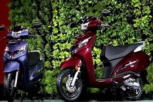 New record of Honda Activa BS-6, sold 25000 scooters in 2 months