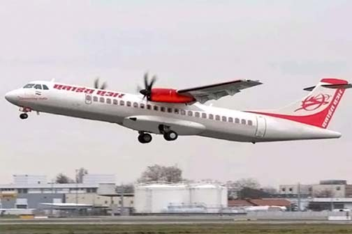 Direct flight between Ahmedabad and Kandla started