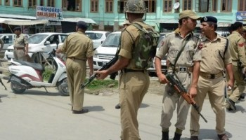 One killed, 25 injured in terrorist grenade attack in Srinagar