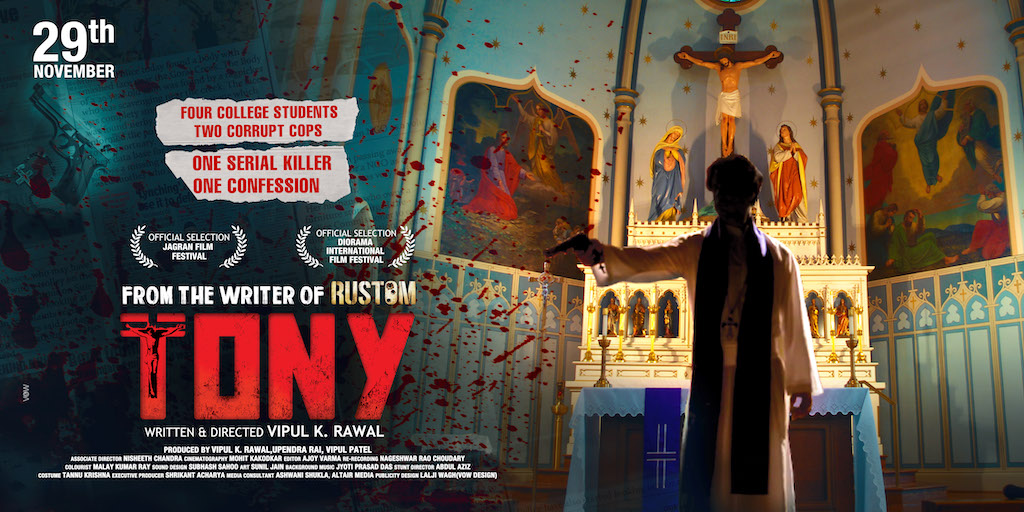 Christian Community Files A Complaint Against The Trailer & Posters Of Hindi Film Tony