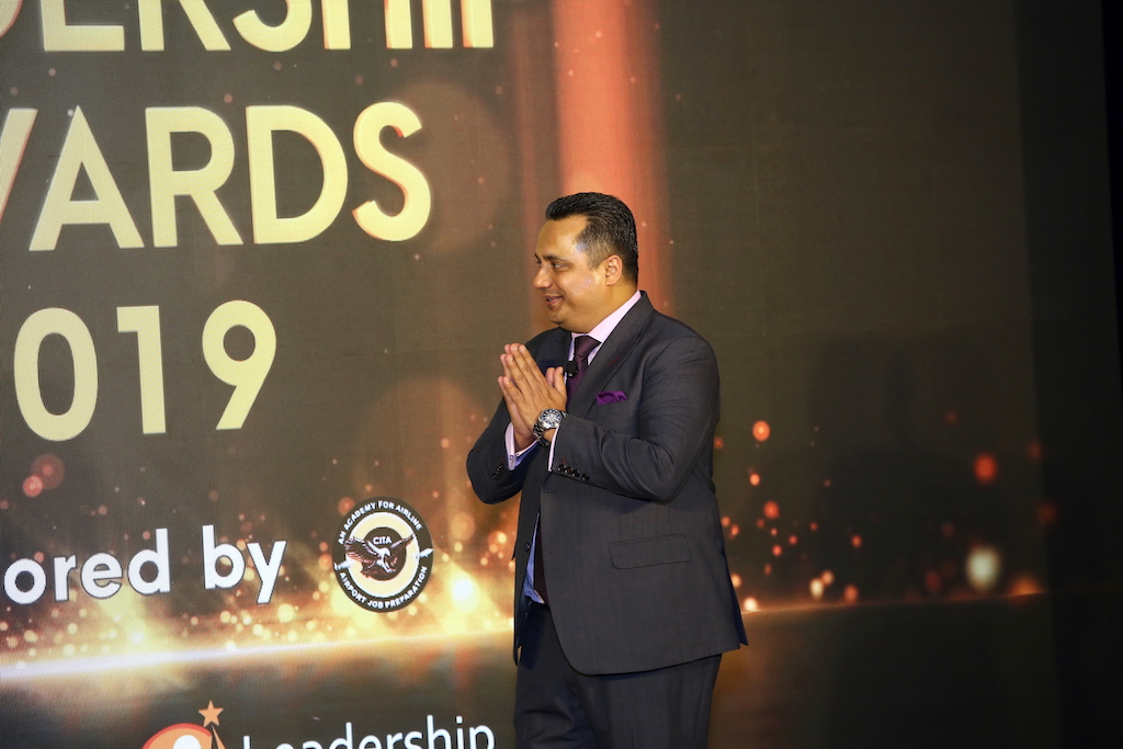 Sharing of Success stories, ideas, experience and leadership at Asia Leadership awards