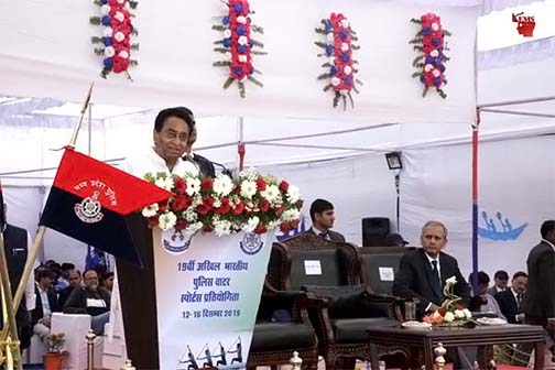 Police should better use new technology to prevent crimes: Chief Minister Kamal Nath