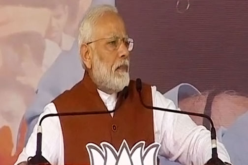 Narendra Modi will not let the North-East tradition-culture, living and language come on