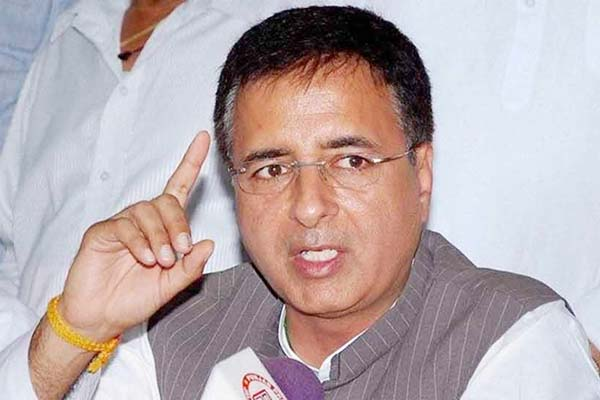 BJP fooling people over NRC and NPR: Surjewala