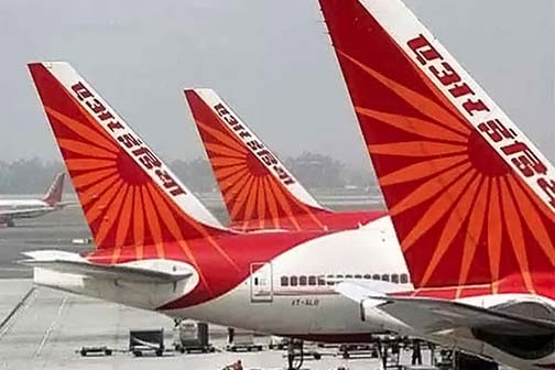 Air India said, first pay the arrears and then get tickets
