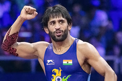 Expectations from Bajrang in Olympics