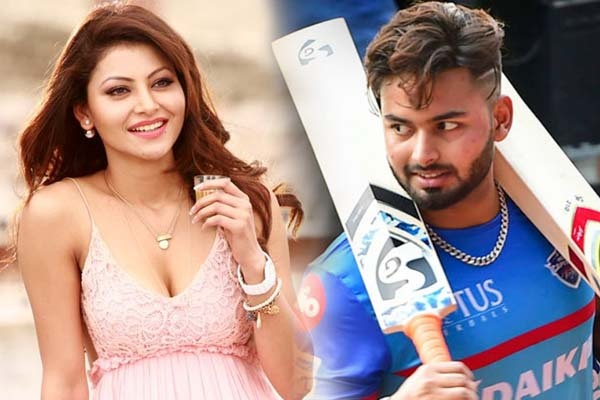 Urvashi Rautela is dating cricketer Rishabh Pant