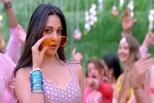Kiara is waiting for the release of 'Good News'  Kiara Advani is waiting for the release of film 'Good News'