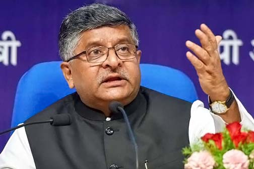 Postal Department is sending Ganga water to the whole country: Ravi Shankar Prasad