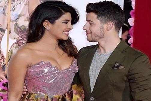 Nick Jonas gave Priyanka a snowmobile at Christmas