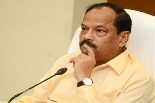 FIR on Chief Minister Raghubar Das
