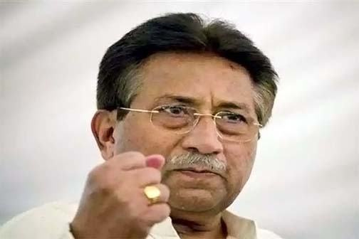 Parvez Musharraf sentenced to death by special court for treason
