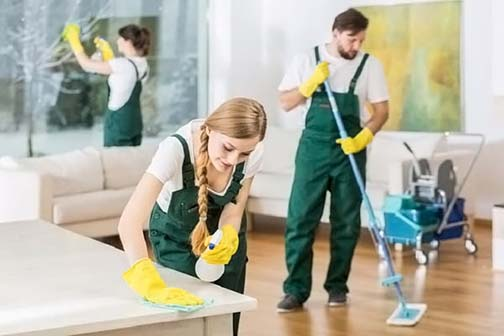 careful! Cleaning the house daily is equivalent to smoking 20 cigarettes