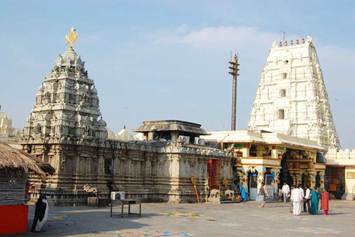Kalahasti temple of Tirupati remained open even during solar eclipse