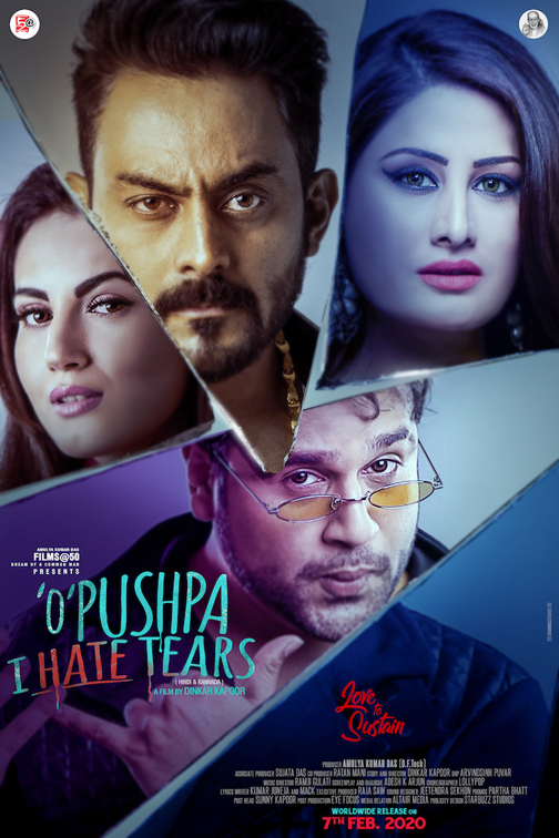 Signature step of Rajesh Khanna in the title song of my next movie - Krushna Abhishek   Signature step of Rajesh Khanna in the title song of my next movie – Bank of Bollywood    O    Pushpa I Hate Tears
