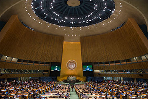 General Assembly meeting held