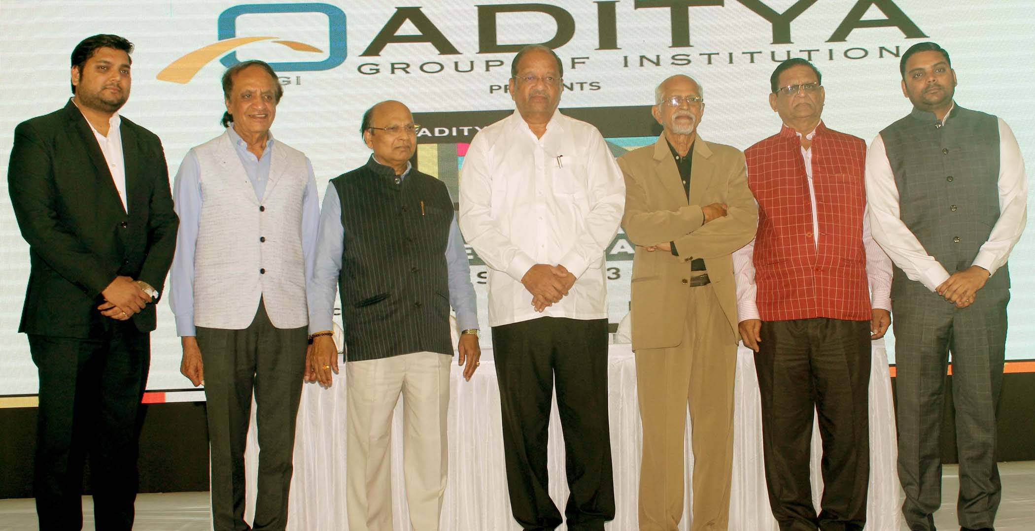 MP Gopal Shetty , Architect Prem Nath attended opening ceremony of Borivali Design Fair
