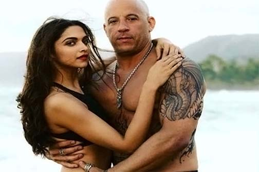 Deepika can be seen in Hollywood movie again with Vin Diesel